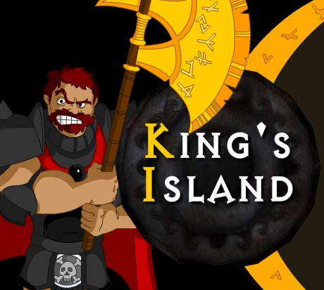 Action-Rpg Game - King's Island-Kaptivo's Rage