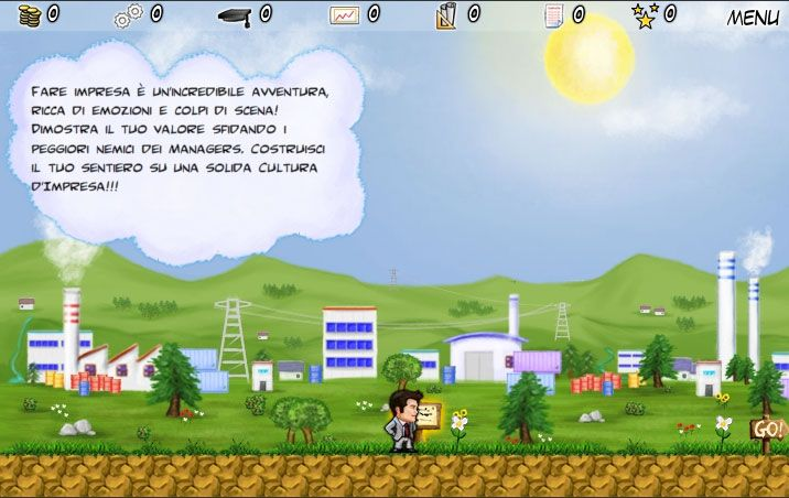 IMPRESANDO - Videogame for the 100 years of Confindustria