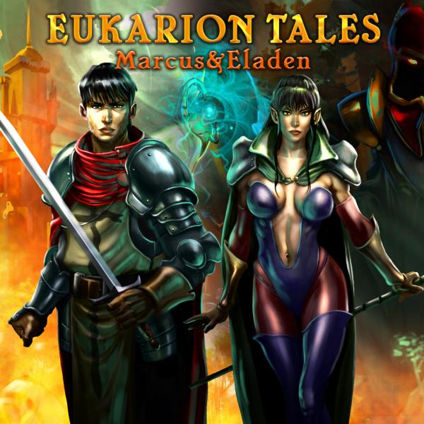 Action-Rpg Game – Eukarion Tales 2