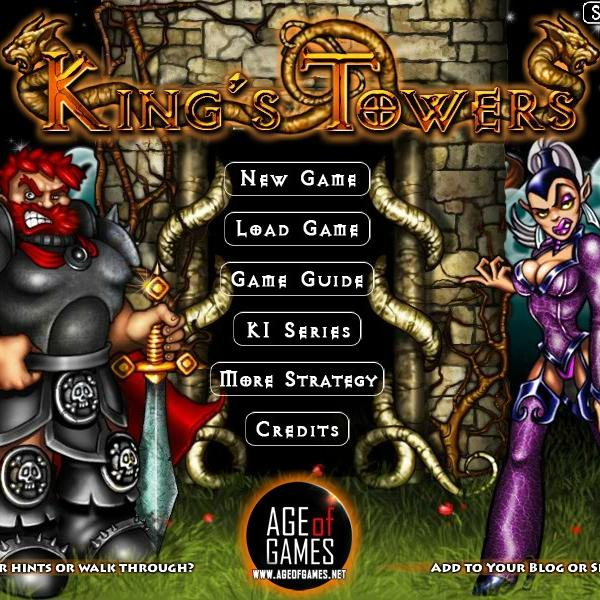 Tower Defense Game – King's Towers